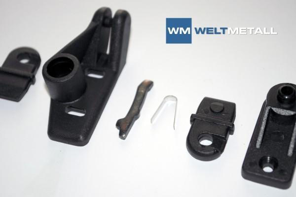 Welt Metall - Aluminio, Acero y Plásticos